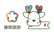 儿童风景绘画四川古城